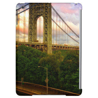 View looking South - West from Manhattan iPad Air Cover