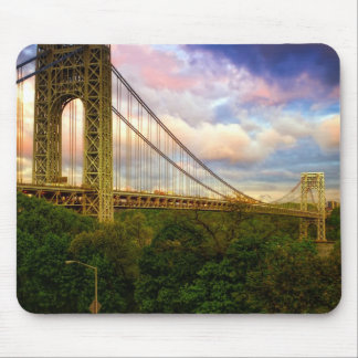 View looking South - West from Manhattan Mouse Mat
