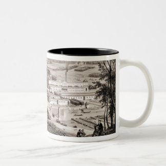 View of a French Phalanstery Coffee Mug
