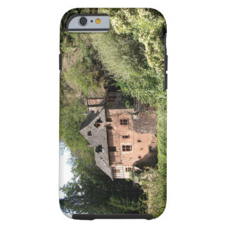 View of a manor house (photo) tough iPhone 6 case