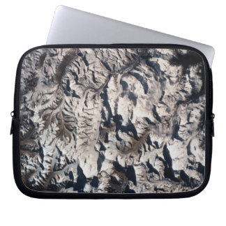 View of a Mountain Range Laptop Sleeve
