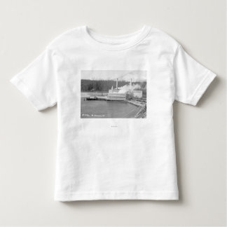View of a Paper Plant Toddler T-Shirt
