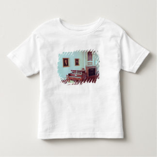 View of a room with a grand piano toddler T-Shirt