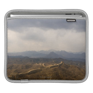 View of a section of the Great Wall of China iPad Sleeve