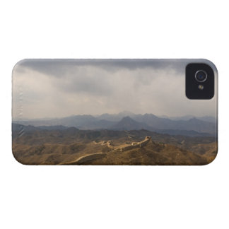 View of a section of the Great Wall of China iPhone 4 Case-Mate Case