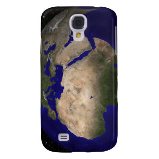 View of Africa, Europe, the Middle East, and In Galaxy S4 Case