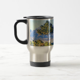 View of Antibes from the Plateau Notre-Dame Coffee Mug