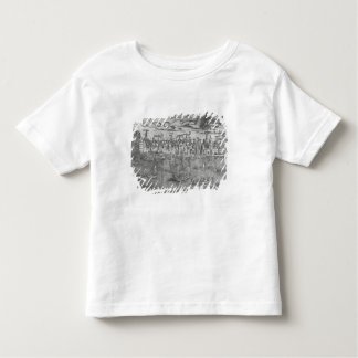View of Antwerp Harbour Toddler T-Shirt