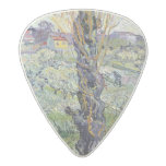 View of Arles, 1889 Acetal Guitar Pick