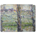 View of Arles, 1889 iPad Cover