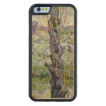 View of Arles, 1889 Maple iPhone 6 Bumper