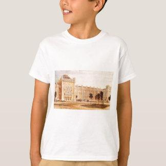 View of Arsenal Museum by Rudolf von Alt T-Shirt