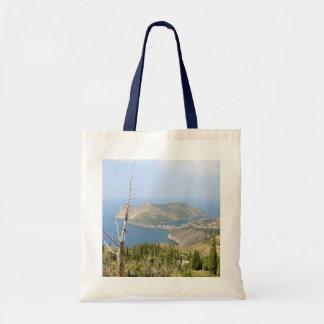 View of Assos (Kefalonia) Tote Bag