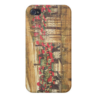 View of Baynards Castle iPhone 4 Covers