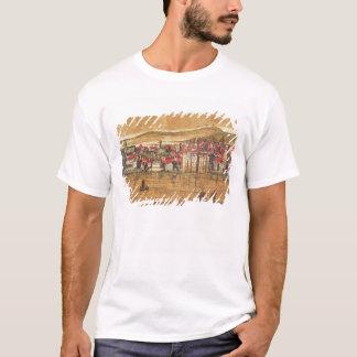 View of Baynards Castle T-Shirt