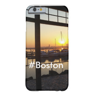 View of Boston Barely There iPhone 6 Case