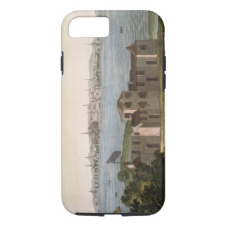 View of Boston, from 'Le Costume Ancien et Moderne iPhone 8/7 Case
