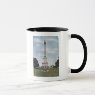 View of Brock's Monument # 2 Mug