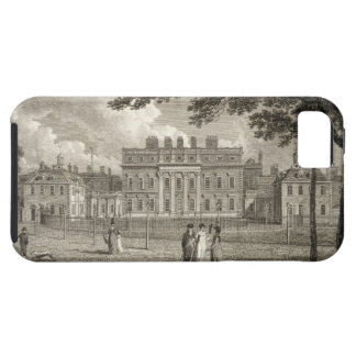 View of Buckingham House, engraved by W. Knight, p iPhone 5 Covers