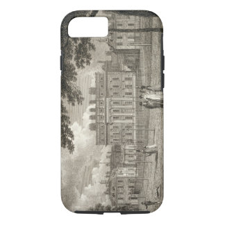 View of Buckingham House, engraved by W. Knight, p iPhone 7 Case