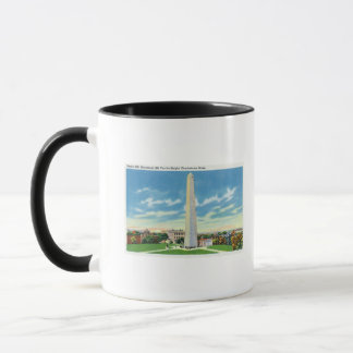 View of Bunker Hill Monument Mug