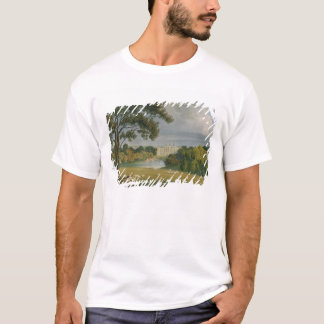 View of Burghley House, seat of the Marquis of Exe T-Shirt