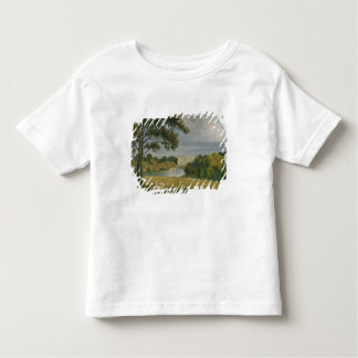 View of Burghley House, seat of the Marquis of Exe Toddler T-Shirt