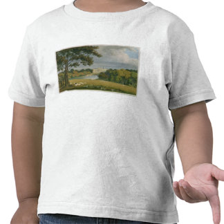View of Burghley House, seat of the Marquis of Exe T-shirts