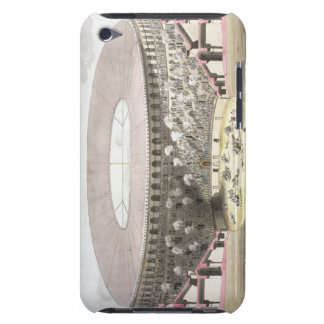 View of Caesar's Amphitheatre (colour litho) iPod Touch Covers