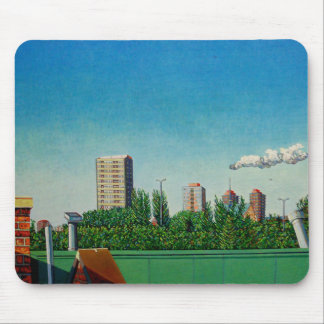 View of Canning Town Mouse Mat
