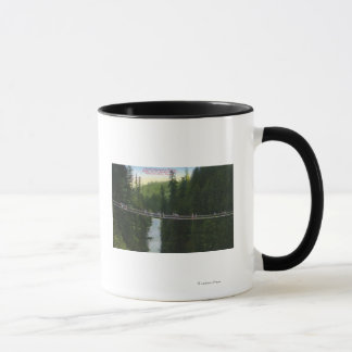 View of Capilano Suspension Bridge Mug