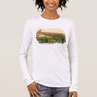 View of Carditello (oil on canvas) Long Sleeve T-Shirt