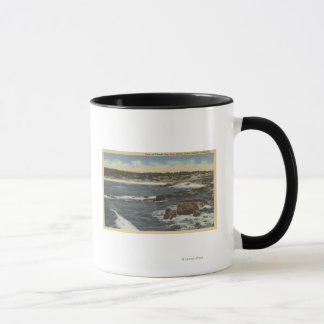 View of Carmel Bay from Scenic Drive Mug