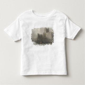 View of Carrifergus Castle Toddler T-Shirt