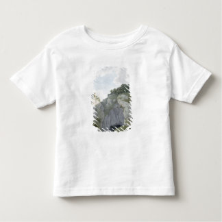 View of Castle and Cavern at Castelton Toddler T-Shirt