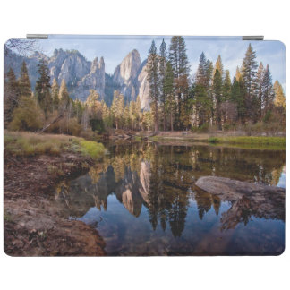 View of Cathedral Peaks iPad Cover