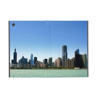 View of Chicago skyline by Lake Michigan Case For iPad Mini