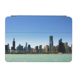 View of Chicago skyline by Lake Michigan iPad Mini Cover