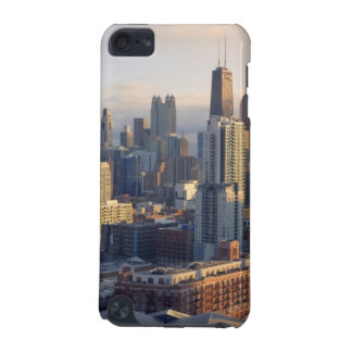 View of cityscape with fantastic light iPod touch 5G cover