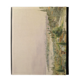 View of Constantinople from Pera iPad Cases