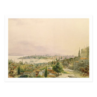 View of Constantinople from Pera Postcard