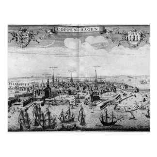 View of Copenhagen Postcard