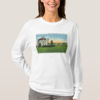 View of Corps de Garde in Old French Castle T-Shirt