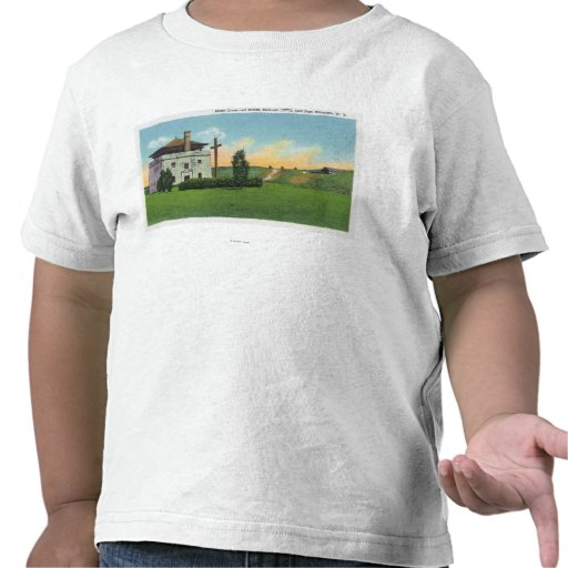 View of Corps de Garde in Old French Castle Tshirt