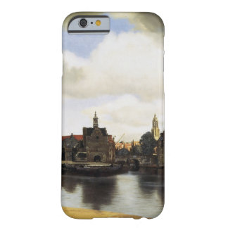 View of Delft by Johannes Vermeer Barely There iPhone 6 Case
