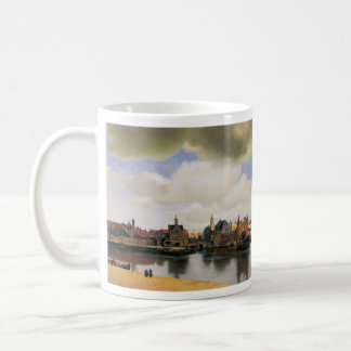 View of Delft by Johannes Vermeer Mugs