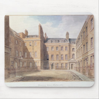 View of Downing Street, Westminster Mouse Pad