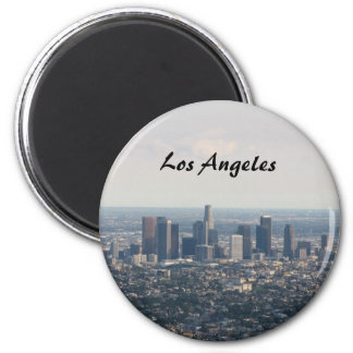 View of Downtown Los Angeles Magnet