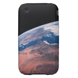 View of Earth from Space Tough iPhone 3 Cover
