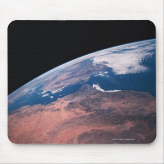 View of Earth from Space Mouse Mat